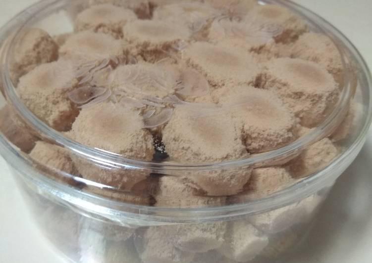 Cookies bawang goreng