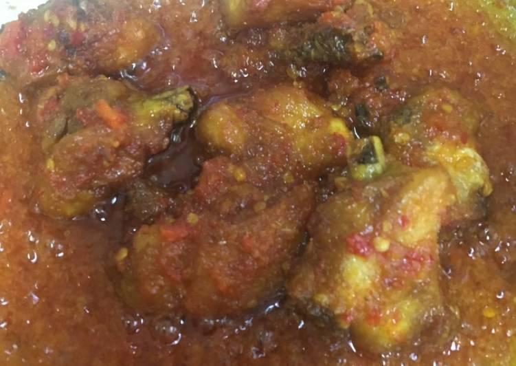 Ayam sambal lada hidup - velavinkabakery.com