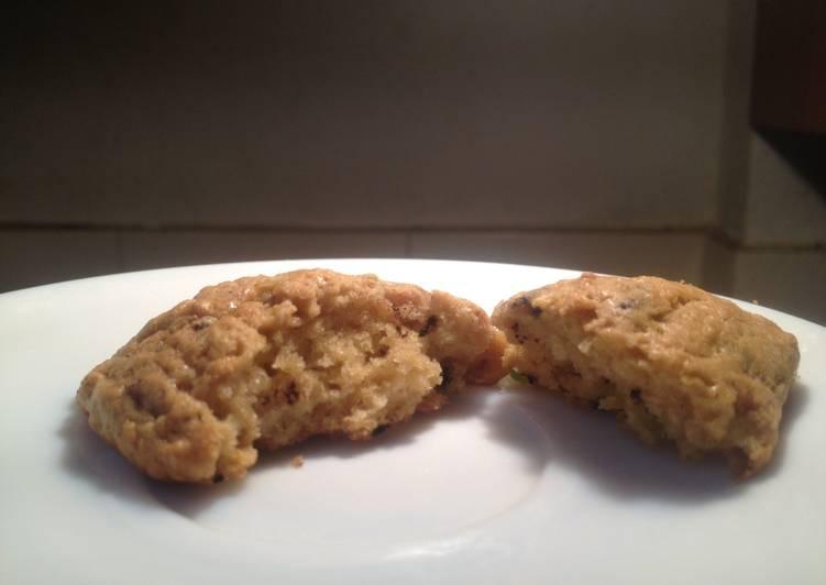 Spiced Pumpkin Chocolate Chip Cookies