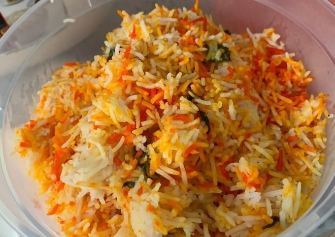 Nasi Minyak Meriah