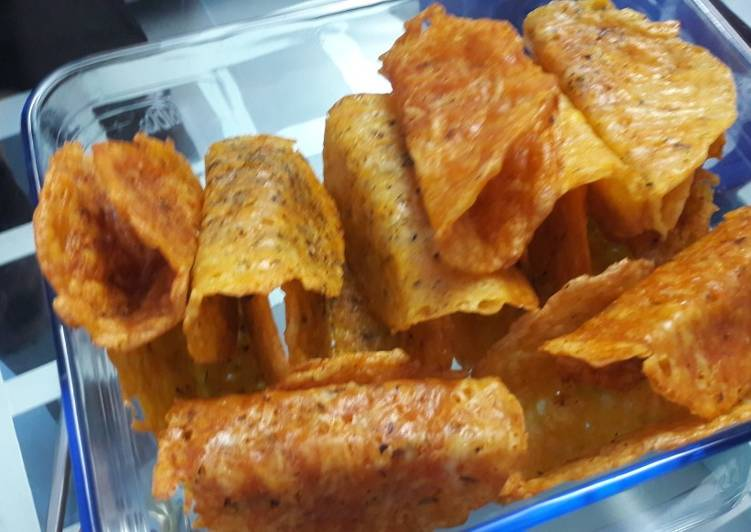 Recipe of Ultimate Cheese Taco [keto]
