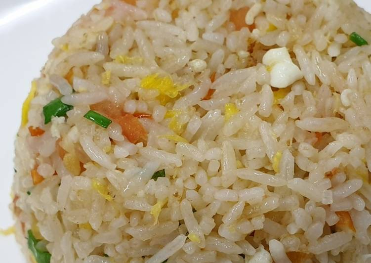 Tomato Fried Rice 番茄炒饭