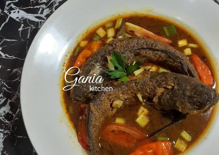 Ikan Gabus Pucung khas Betawi