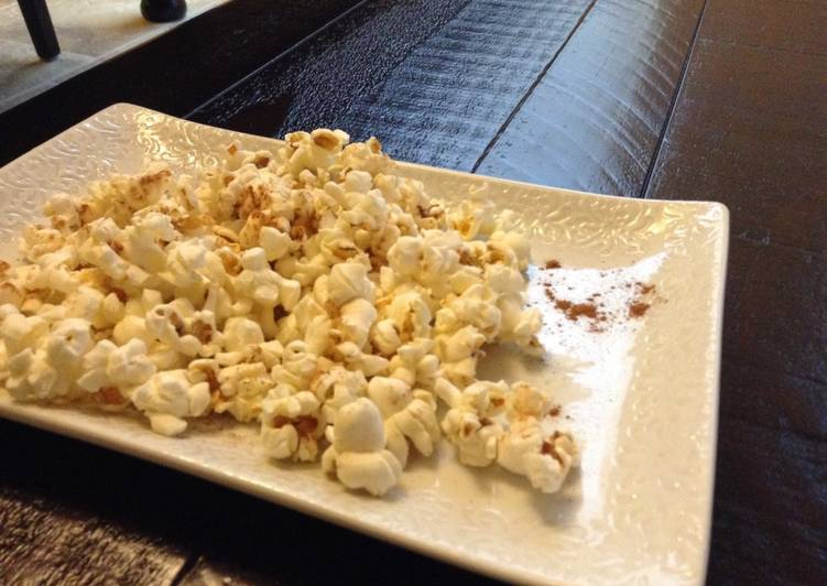 Recipe: Tasty Cinnamon Popcorn