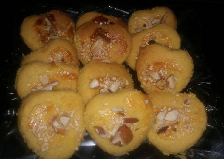 Simple Way to Prepare Perfect Naan khatai
