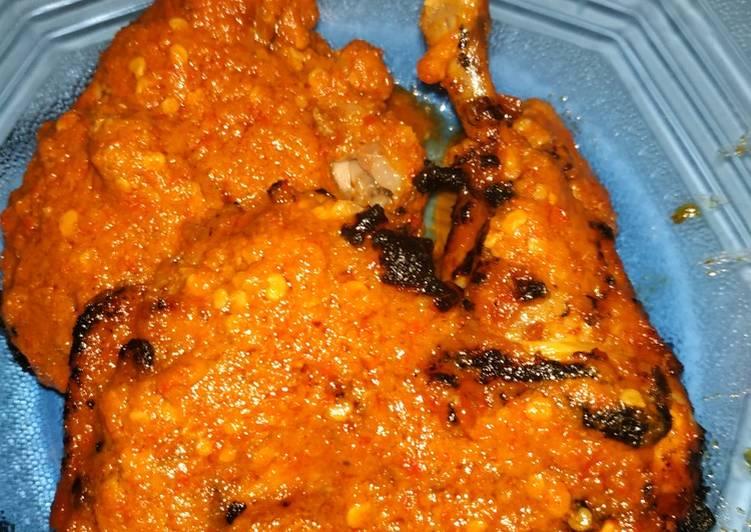 Ayam Bakar Taliwang Presto
