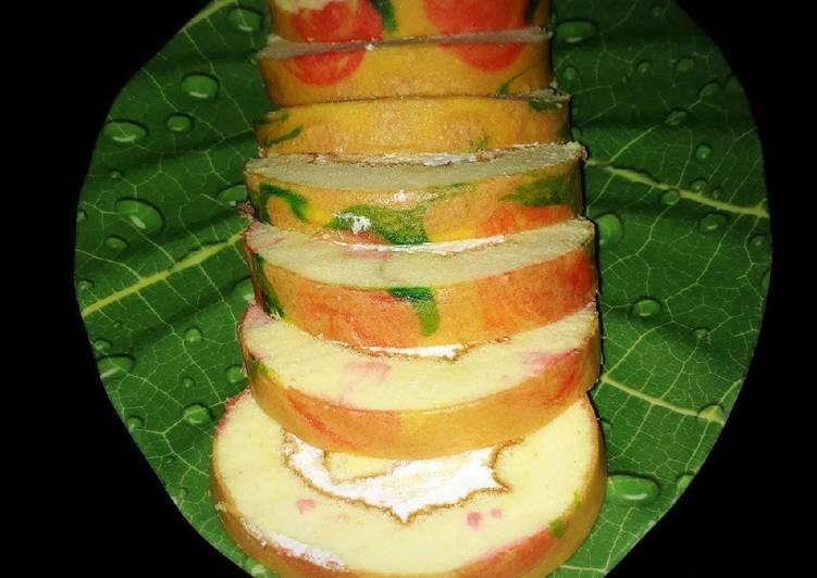 Cake Jelita isi Buttercream Keju
