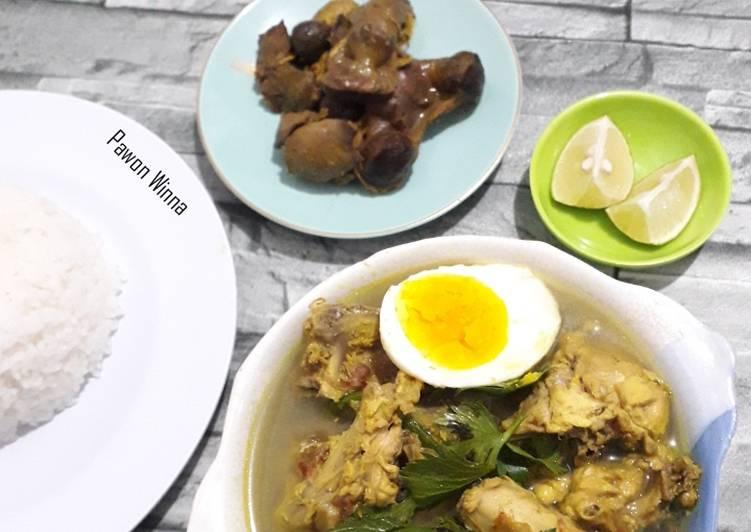 258.Soto Ayam Bening