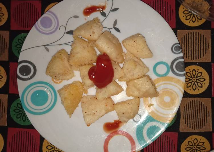 What is Dinner Easy Refreshing Fried idlii