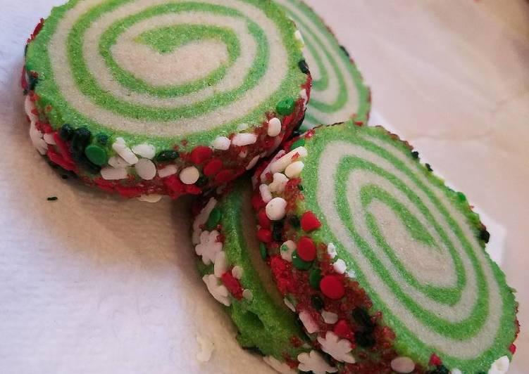 Sugar Swirl Cookies
