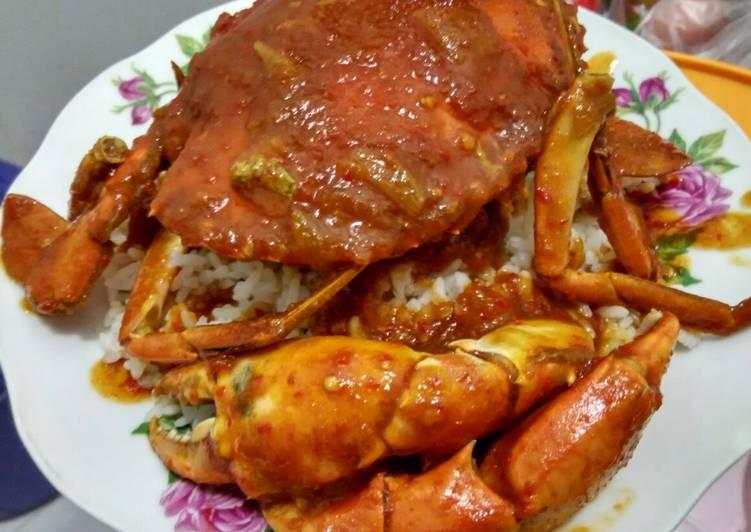 Resep Kepiting Pedas Asam Manis Nikmat Resep Dapur Mama