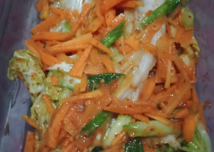 Kimchi boncabe