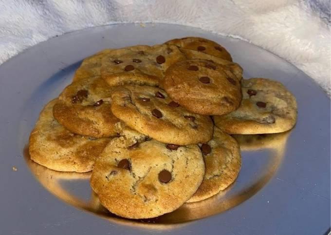 Cookie huile de coco