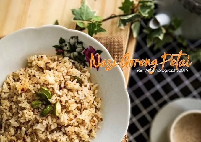 Nasi Goreng Petai Yanti Style