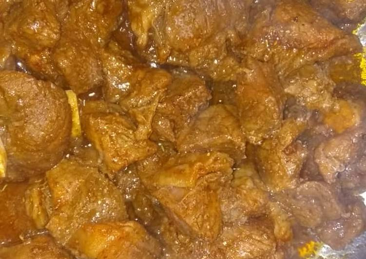 Recipe of Ultimate Beef Stew