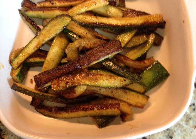 Sautéed Zucchini, Helping Your Heart with The Right Foods