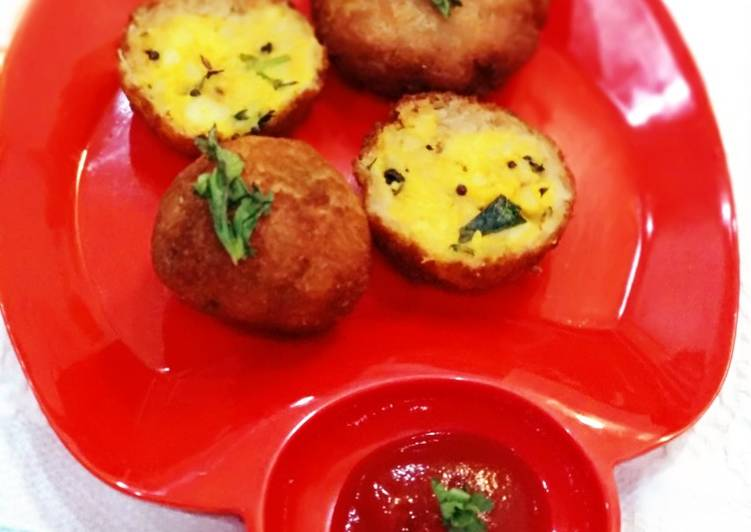 Bread Roll - Andhra style