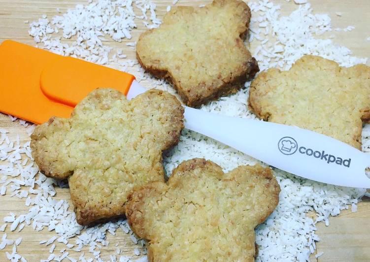 Biscuits coco cookpad