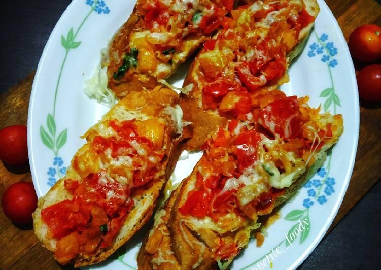 How to Prepare Homemade Bruschetta