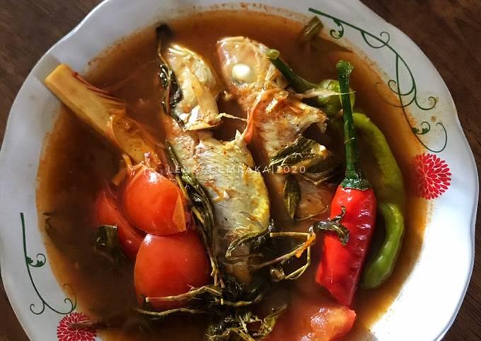 Asam Pedas Ikan Kerisi