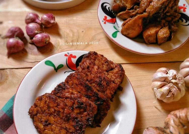 Bacem Tempe Dan Ayam