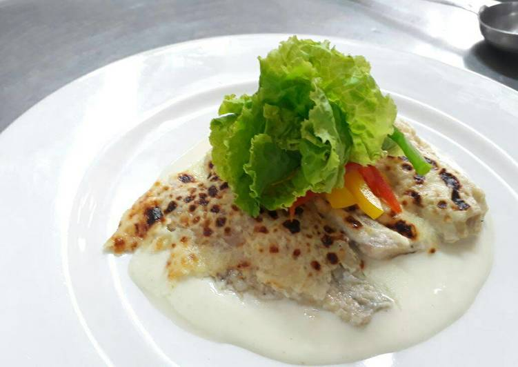 How to Cook Appetizing Mornay Sauce