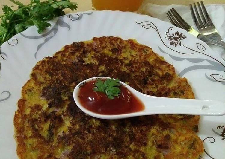 Rava pancake