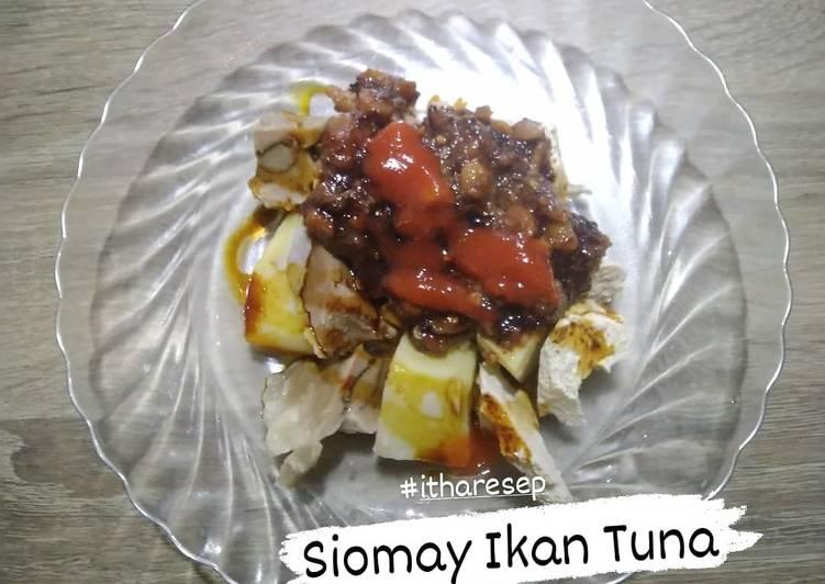 Siomay Ikan Tuna
