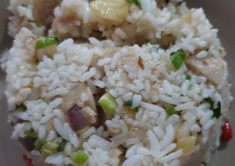 Resep Nasi goreng anak Paling Gampang