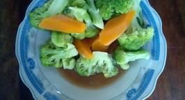 Hình ảnh món Bông cải xanh sốt dầu hào
