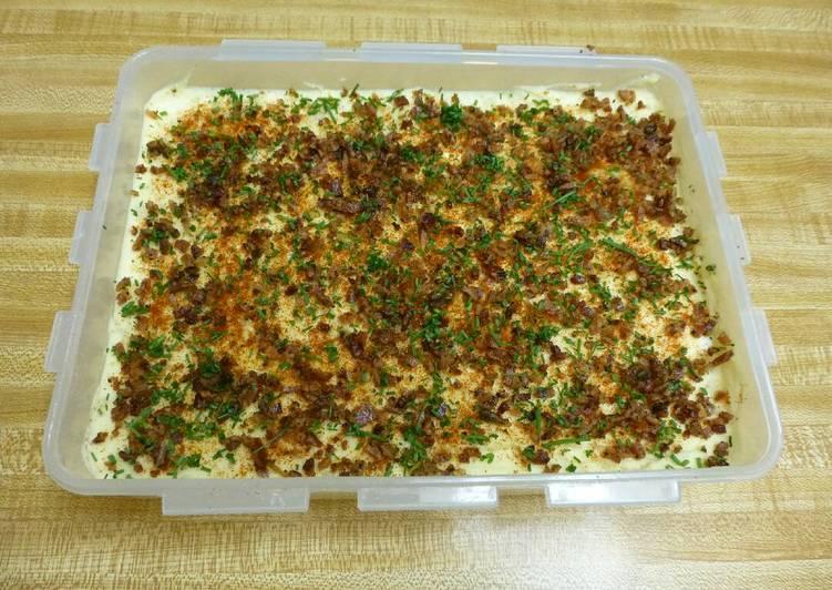 Texas Style Potato Salad