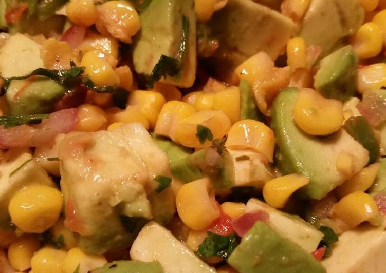 Avocado Taco Topper