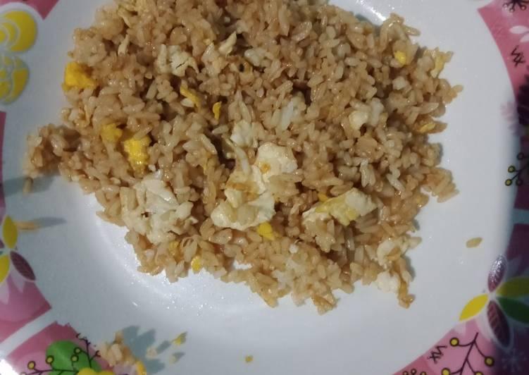 Resep Nasi goreng simpel untuk sarapan anak Terenak