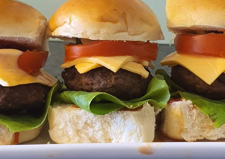 Easiest Way to Make Tasty Delicious juicy quarter pounders