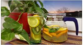Hình ảnh món #Detox 6 - Thải độc tố và bổ sung vitamin[Cam, Kiwi]