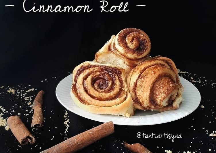 39. Cinnamon Roll