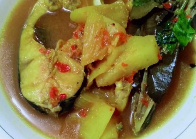 Resep Pindang ikan patin aduhai.., Lezat