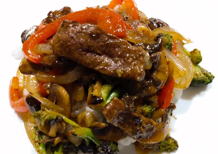 Going Green for Greater Health By Consuming Superfoods Beef stir fry