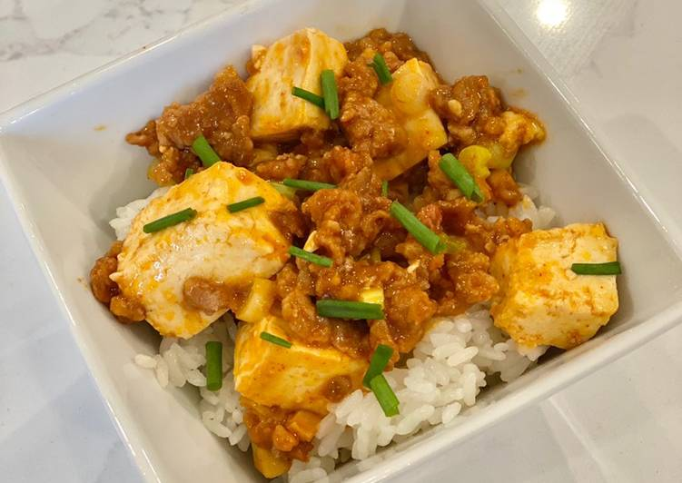 Foods That Can Make You Happy Mapo Tofu