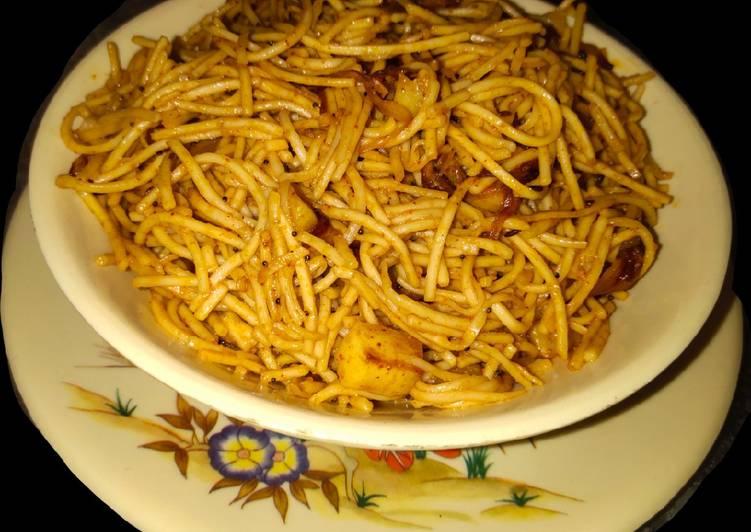 Recipe of Homemade Noodles
