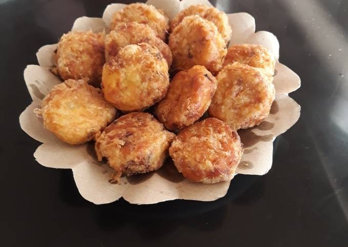 Perkedel kentang alal kiki ka#siap ramadhan