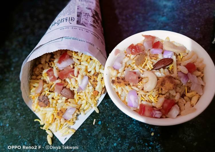 Chatpati bhel - Laurie G Edwards