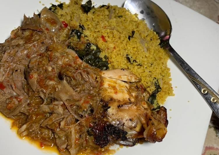 Danbun couscous