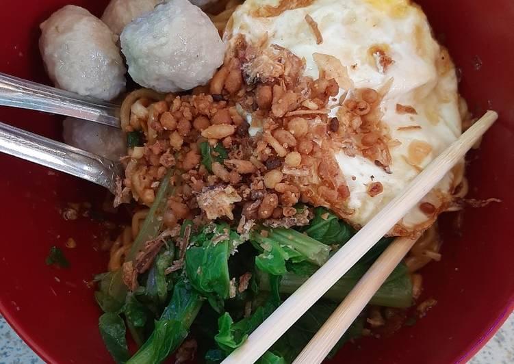 Resep Indomie goreng pedas Paling Mudah