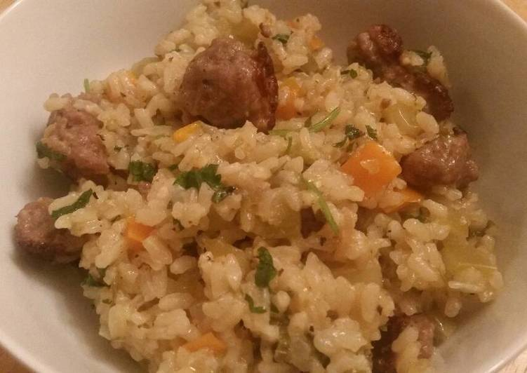 What are some Dinner Easy Quick Beer Brats & Rice