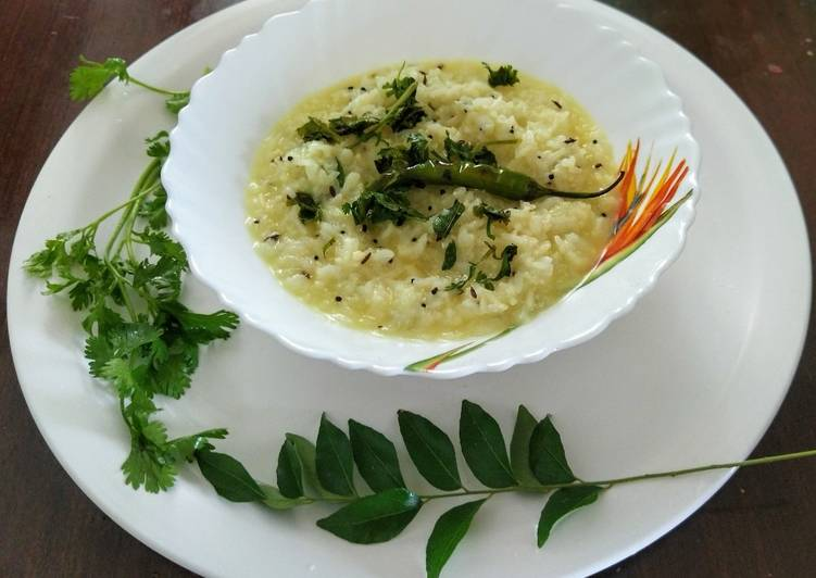 How to Prepare Perfect Curd rice