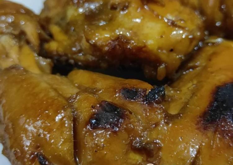 Resep Ayam bakar madu enak dan mudah