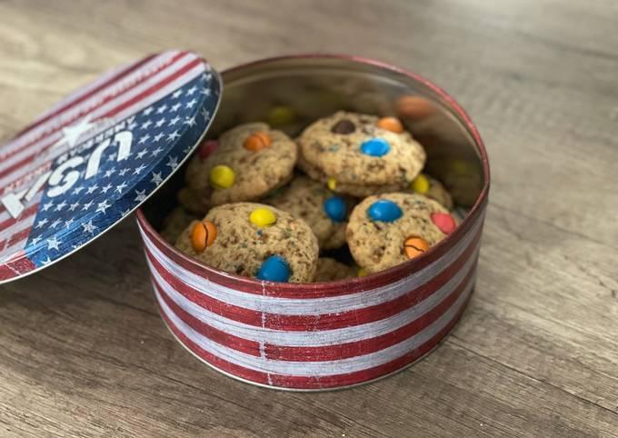 Cookies 🍪 M&M'S