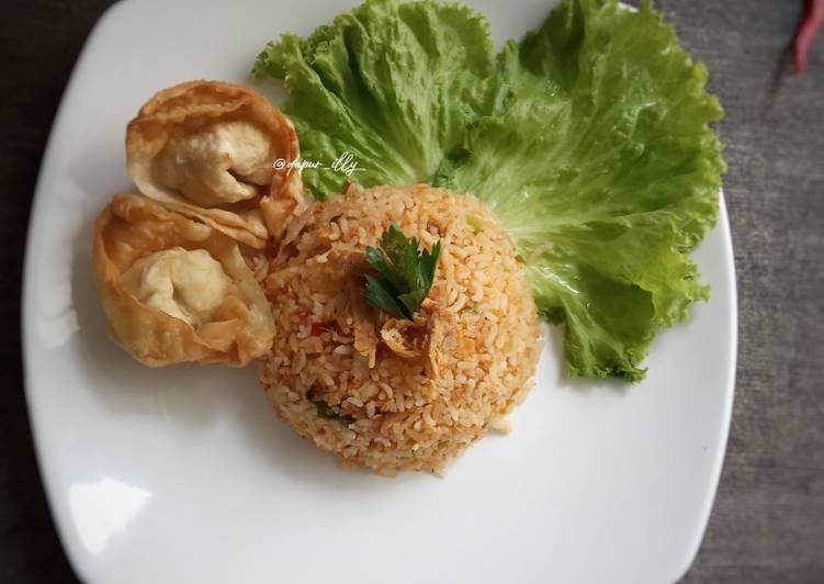 Nasi Goreng Mercon