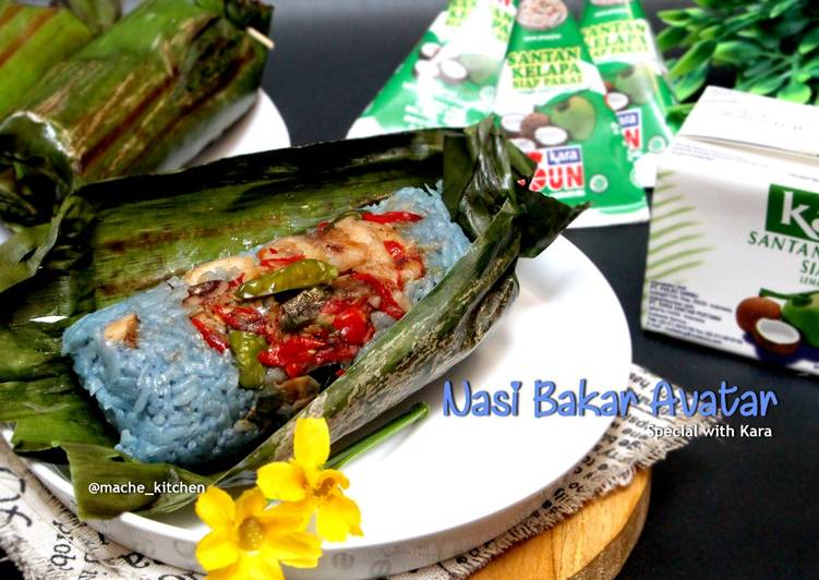 Nasi Bakar Avatar